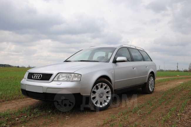 Audi A6, 2000 год, 320 000 руб.