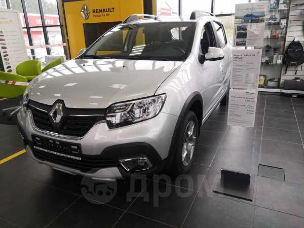 Renault Sandero Stepway, 2019 год, 953 000 руб.