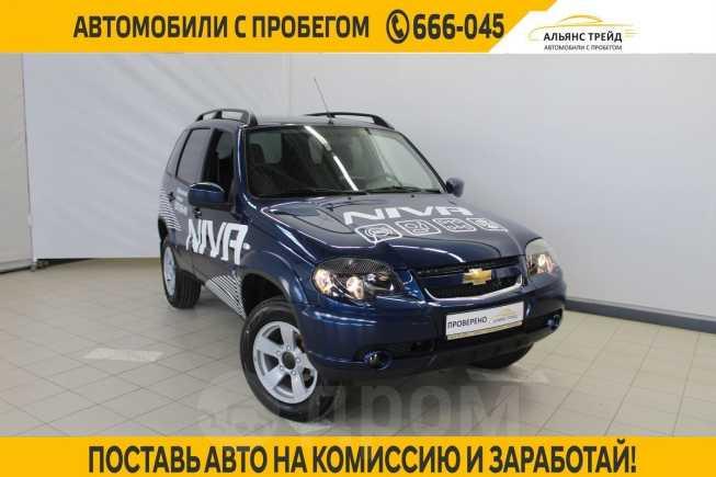 Chevrolet Niva, 2019 год, 789 000 руб.