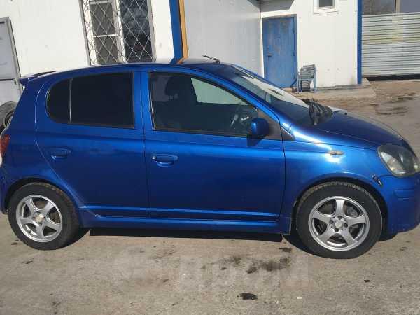 Toyota Vitz, 2002 год, 205 000 руб.