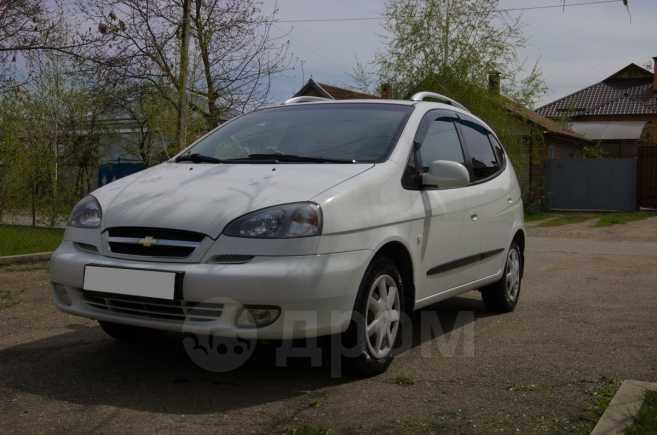 Chevrolet Rezzo, 2007 год, 255 000 руб.