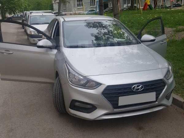 Hyundai Solaris, 2018 год, 710 000 руб.