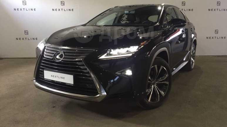 Lexus RX300, 2018 год, 3 440 000 руб.