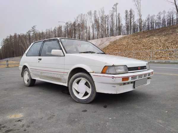 Toyota Corolla FX, 1985 год, 185 000 руб.