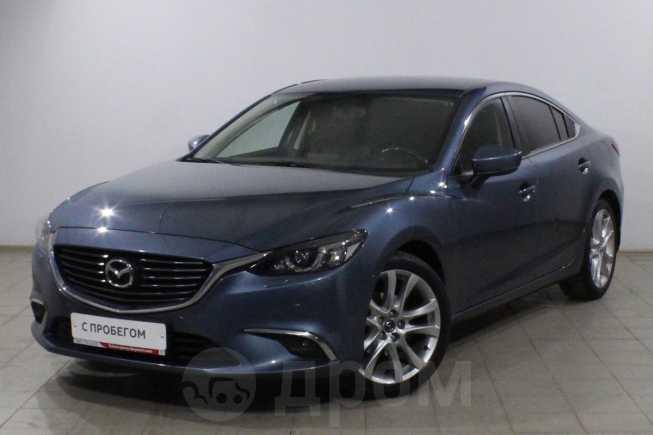 Mazda Mazda6, 2017 год, 1 255 000 руб.