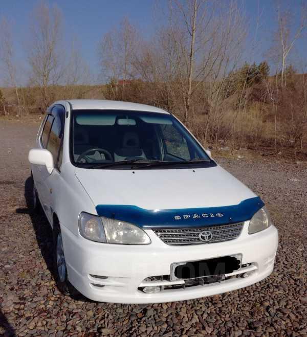 Toyota Corolla Spacio, 2000 год, 278 000 руб.