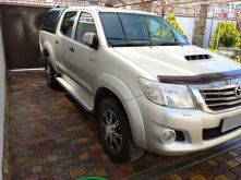 Троицк Hilux Pick Up 2012