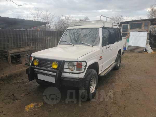 Mitsubishi Pajero, 1988 год, 150 000 руб.
