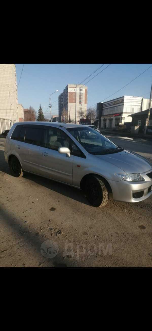 Mazda Premacy, 2001 год, 230 000 руб.