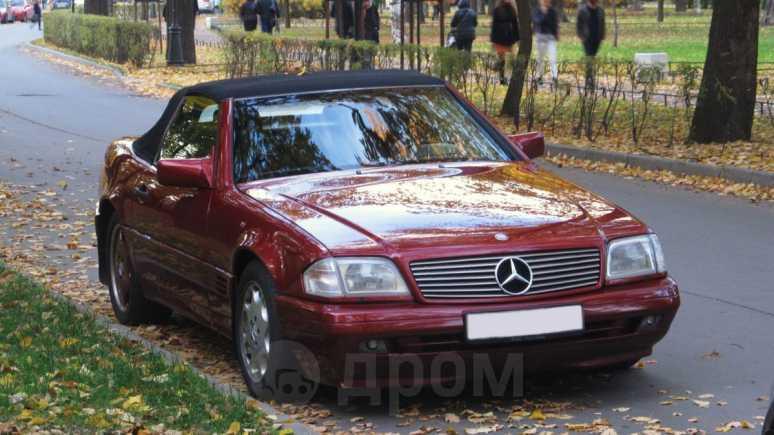 Mercedes-Benz SL-Class, 1993 год, 400 000 руб.