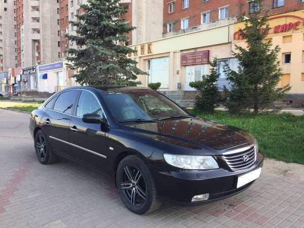 Hyundai Grandeur, 2008 год, 479 000 руб.