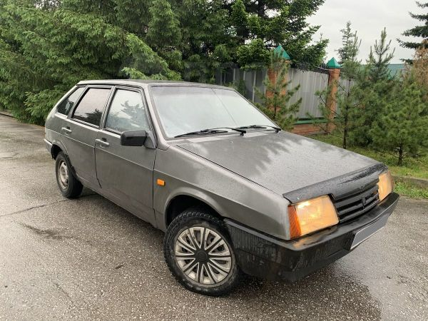 Лада 2109, 2002 год, 34 000 руб.
