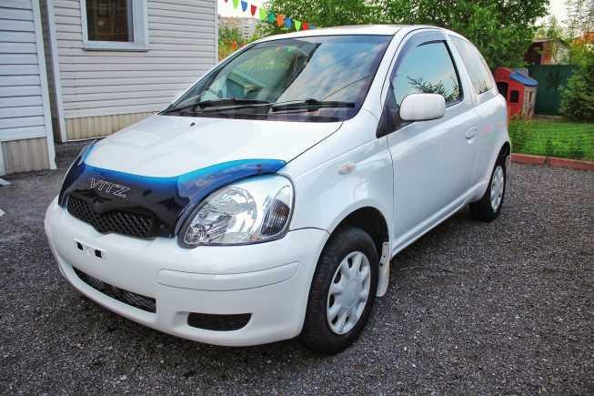 Toyota Vitz, 2004 год, 199 000 руб.