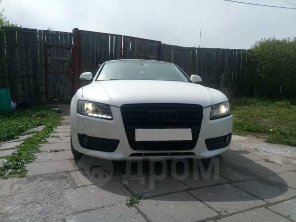 Audi A5, 2008 год, 560 000 руб.