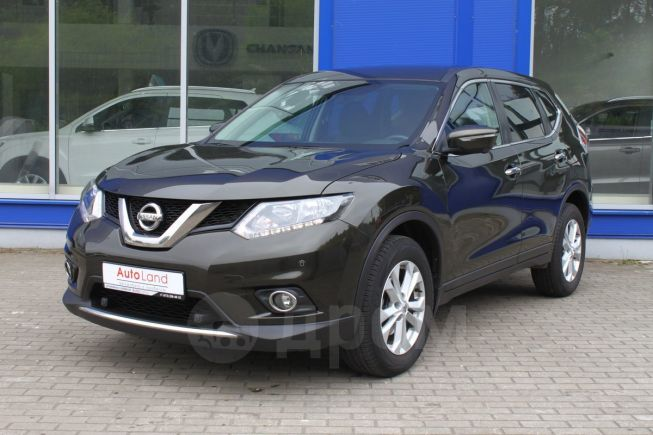 Nissan X-Trail, 2017 год, 1 300 000 руб.