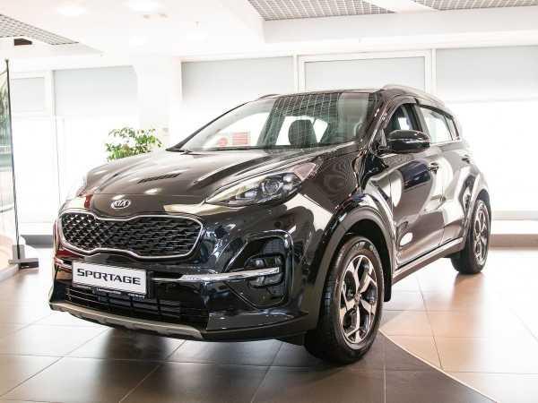 Kia Sportage, 2020 год, 1 649 900 руб.