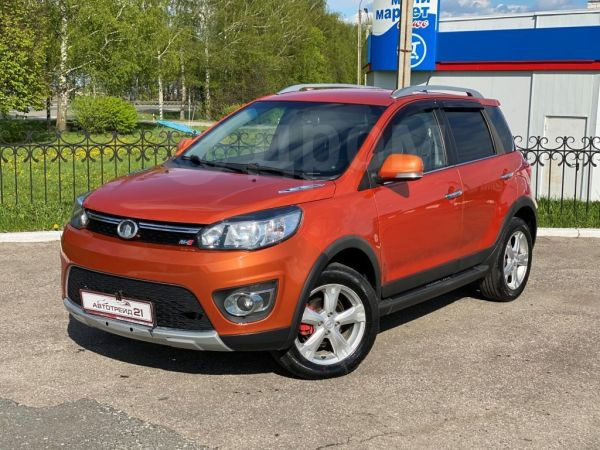 Great Wall Hover M4, 2014 год, 330 000 руб.