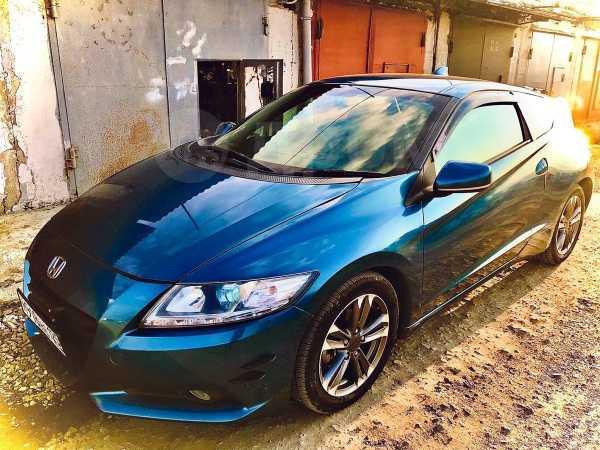 Honda CR-Z, 2011 год, 550 000 руб.
