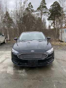 Екатеринбург Ford Fusion 2016