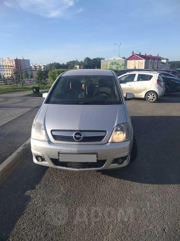 Opel Meriva, 2006 год, 200 000 руб.