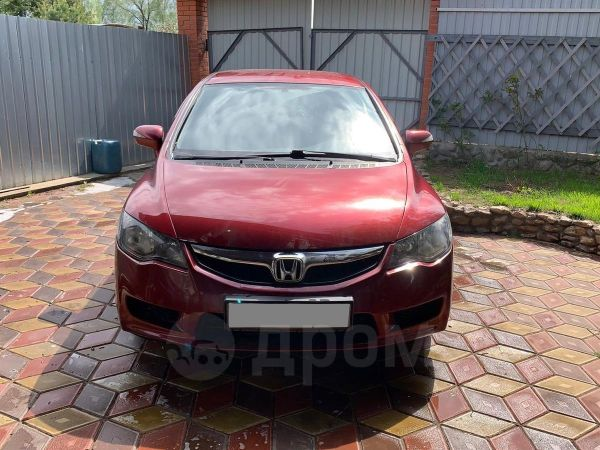Honda Civic, 2010 год, 500 000 руб.
