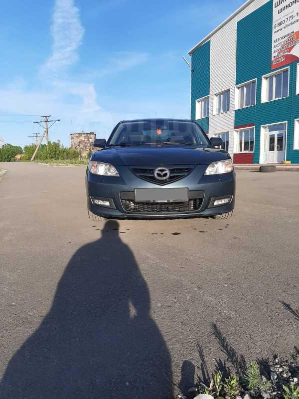 Mazda Mazda3, 2008 год, 399 900 руб.