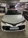 Toyota Camry, 2018 год, 1 610 000 руб.