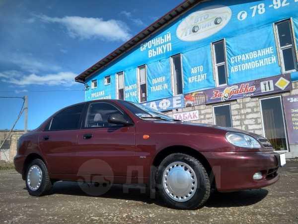Chevrolet Lanos, 2007 год, 149 900 руб.