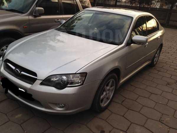 Subaru Legacy B4, 2005 год, 570 000 руб.