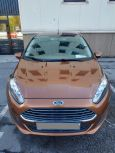 Ford Fiesta, 2016 год, 530 000 руб.