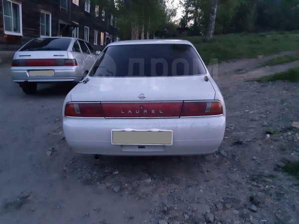 Nissan Laurel, 1994 год, 145 000 руб.
