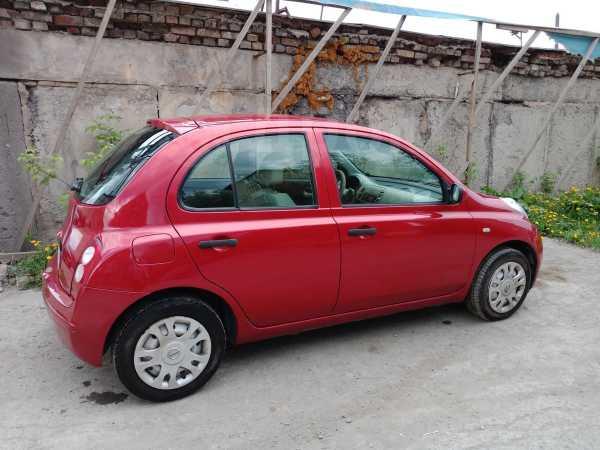Nissan Micra, 2005 год, 195 000 руб.