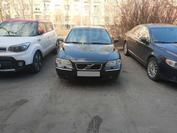 Volvo S60, 2005 год, 300 000 руб.