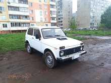Саранск 4x4 2121 Нива 1992