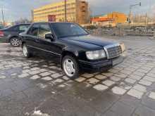 Москва Mercedes 1992