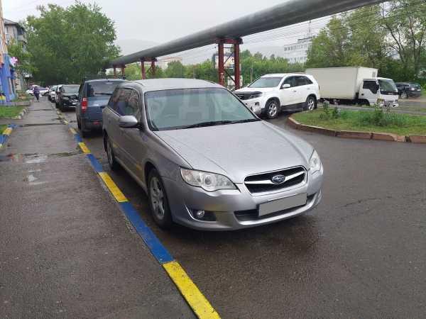 Subaru Legacy, 2007 год, 490 000 руб.