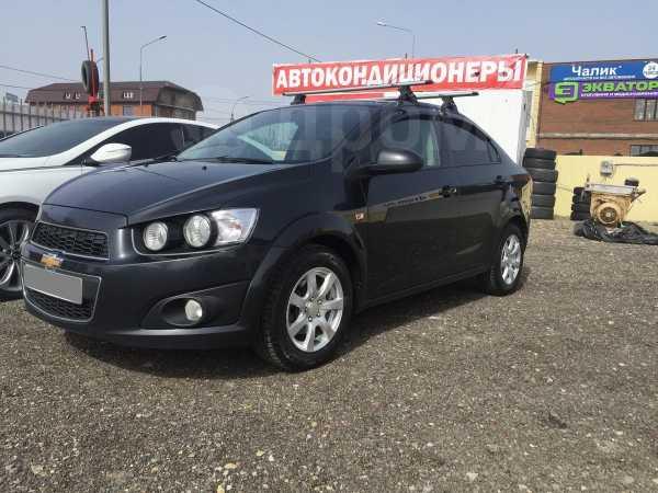 Chevrolet Aveo, 2015 год, 480 000 руб.
