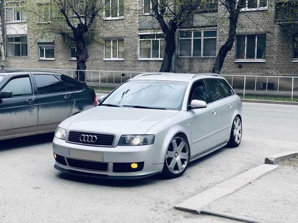 Audi A4, 2002 год, 600 000 руб.