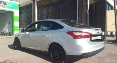 Грозный Ford Focus 2014