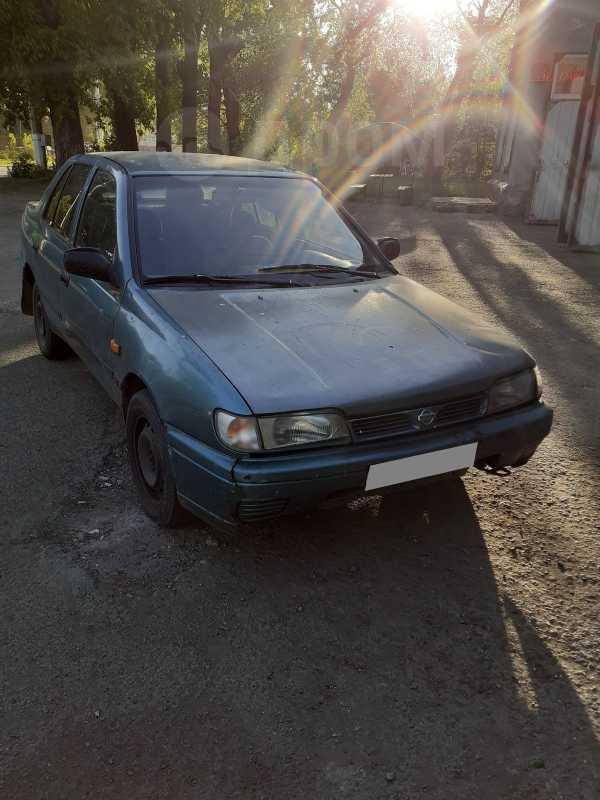 Nissan Sunny, 1994 год, 50 000 руб.