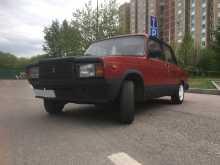 Москва 2107 1989
