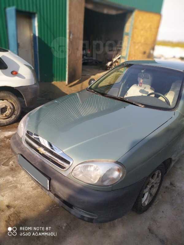 Chevrolet Lanos, 2006 год, 65 000 руб.