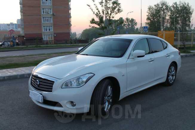 Nissan Fuga, 2011 год, 550 000 руб.