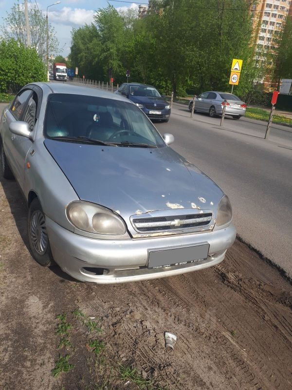 Chevrolet Lanos, 2005 год, 45 000 руб.