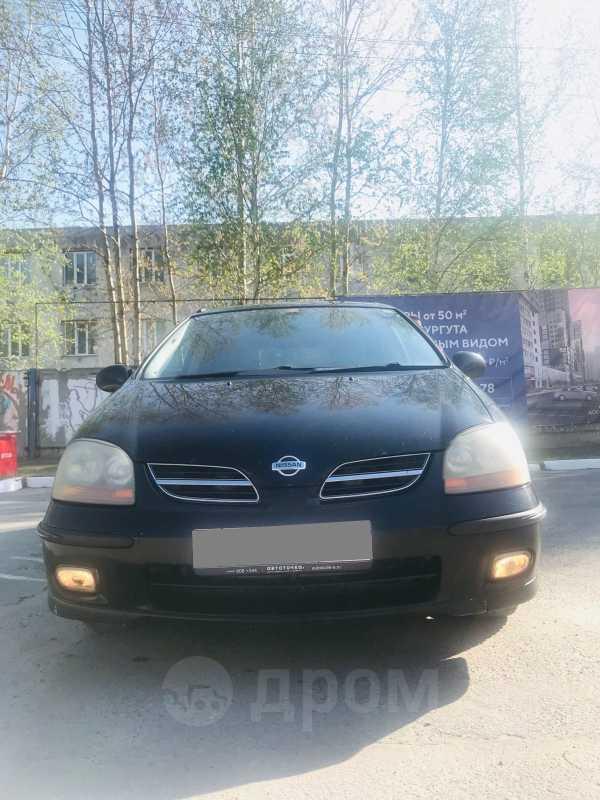 Nissan Tino, 1999 год, 140 000 руб.