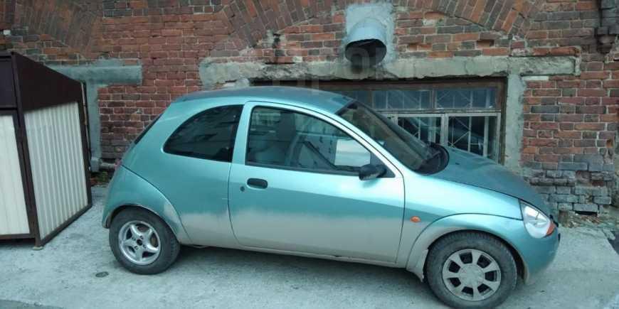 Ford Ka, 2001 год, 45 000 руб.