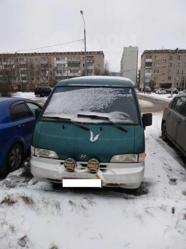 Hyundai Grace, 1996 год, 65 000 руб.