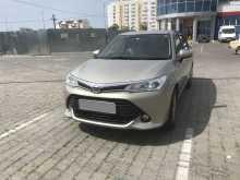 Севастополь Corolla Axio 2016