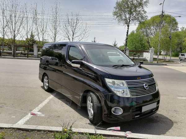 Nissan Elgrand, 2007 год, 859 000 руб.