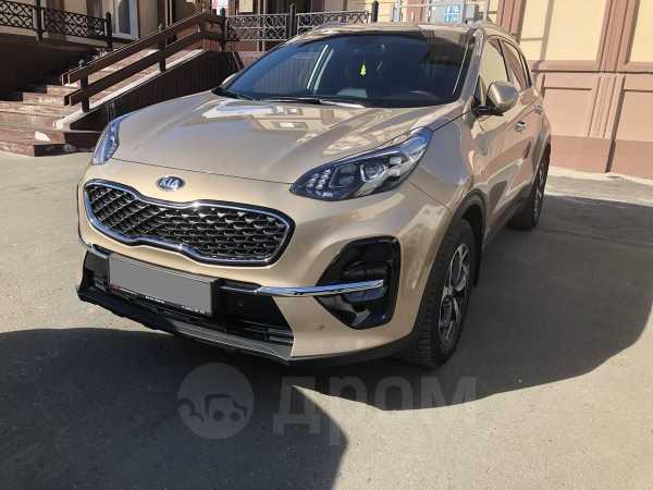 Kia Sportage, 2018 год, 1 500 000 руб.